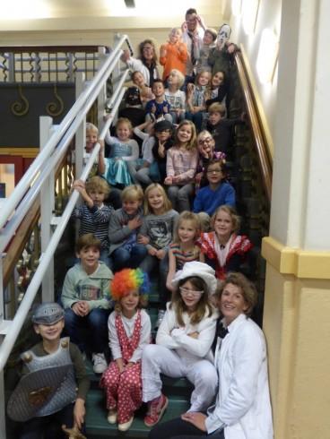 Juffen- en Meestersdag - opening kinderboekenweek